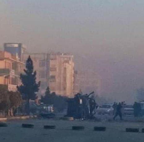 انفجارهای ماین در کابل