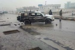 انفجار ماین در کابل