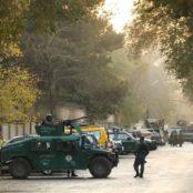 حمله بر دانشگاه کابل