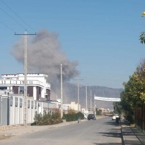 انفجار در مرکز قندهار