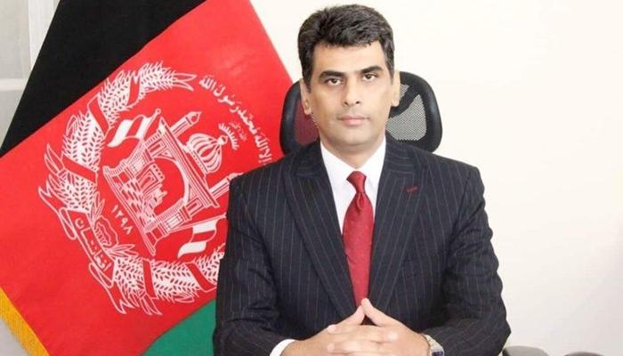 میرویس صمدی، سفیر افغانستان در یونان/ عکس: شبکههای اجتماعی