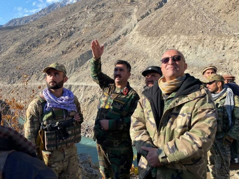 پاکسازی ولسوالی مایمی بدخشان از وجود طالبان