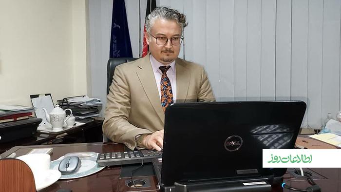 حسن غلامی، رییس صحت محیطی و محیط زیست شهرداری کابل