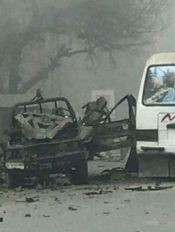 وقوع سه انفجار در شهر کابل