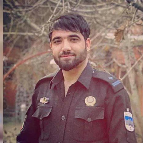 آمر تولی حوزهی دهم پولیس کابل