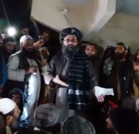 حضور ملا برادر در میان هواداران طالبان در پاکستان