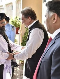 سفر ملا برادر به پاکستان
