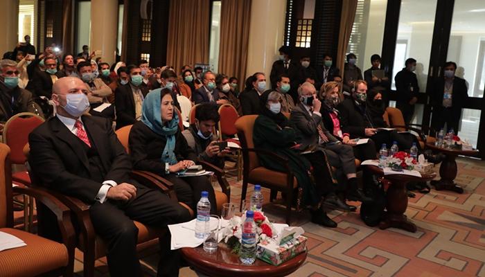 همایش ملی قربانیان جنگ، کابل - ۱۰ دسامبر