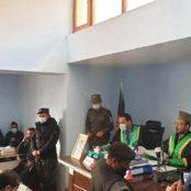 دادگاه اعضای جامعهی مدنی بامیان