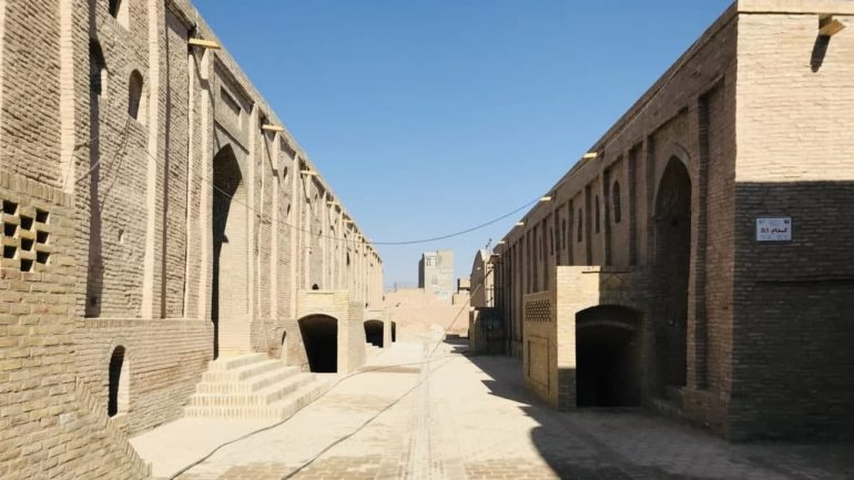 گدامهای تاریخی هرات
