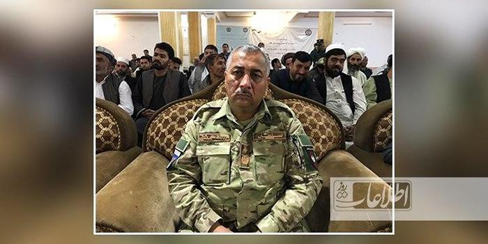 هیات مجلس نمایندگان مدعی است که فرمانده پولیس هرات در تأمین امنیت هرات نهتنها ناکام است که از منابع عایداتی هرات بهصورت غیرقانونی اخاذی میکند