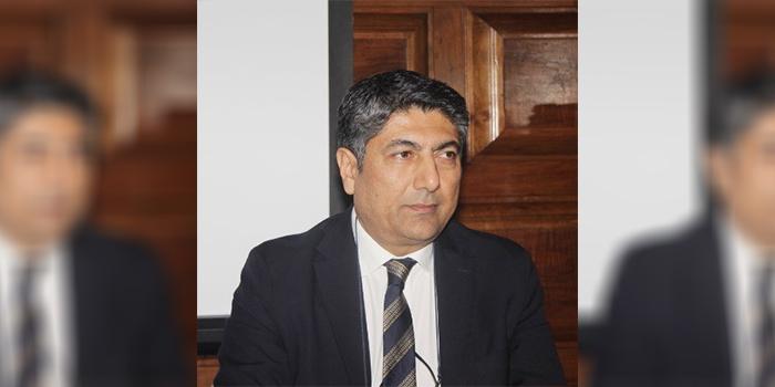 عمر صمد، پژوهشگر در شورای اتلانتیک و سفیر پیشین افغانستان در بلجیم