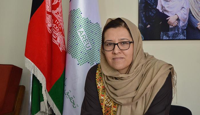 دکتر اورزلا نعمت، رییس واحد تحقیق و ارزیابی افغانستان