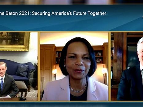 واگذاری باتوم ۲۰۲۱؛ مصونیت آینده امریکا