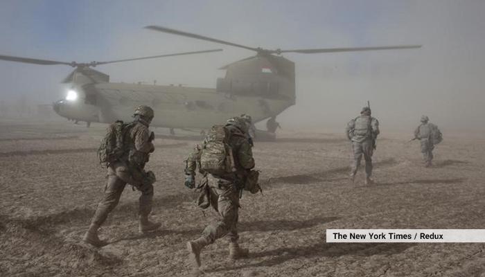افسانهی خروج مسئولانه از افغانستان