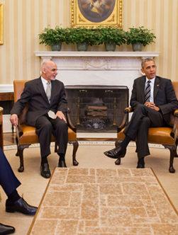 رییسجمهور بایدن و جنگ افغانستان