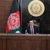 امرالله صالح، معاون اول ریاستجمهوری