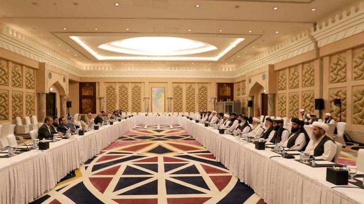 مذاکرات صلح در دوحه