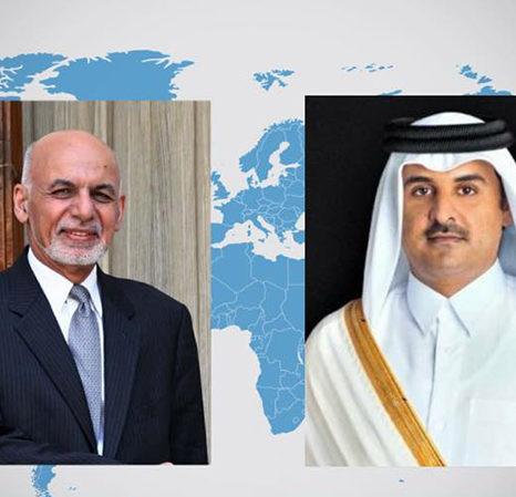 غنی و امیر قطر