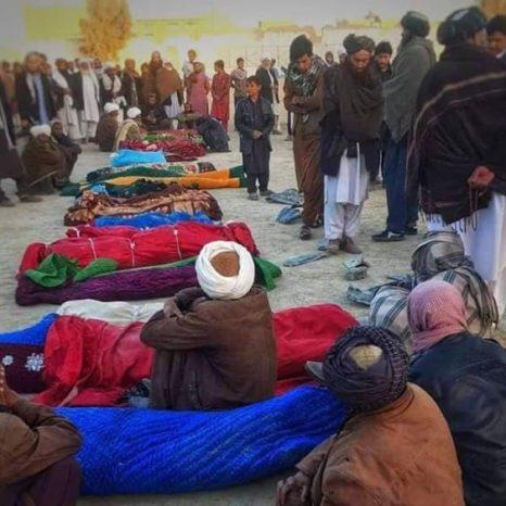 ادعای تلفات غیرنظامیان در نیمروز