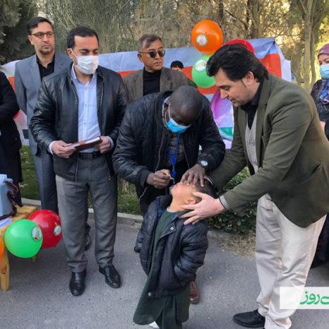 پولیو در افغانستان