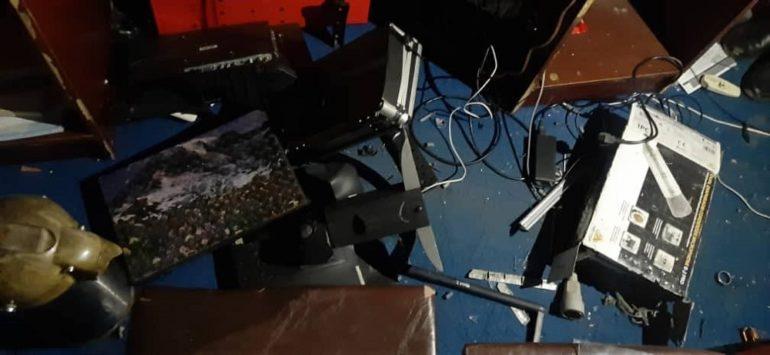 حمله بر رادیو زهره در قندوز