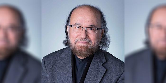 پروفیسور نظیف شهرانی، استاد مردمشناشی در دانشکاه اندیانای امریکا