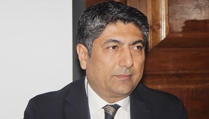 عمر صمد، پژوهشگر در شورای اتلانتیک و سفیر پشین افغانستان در بلجیم