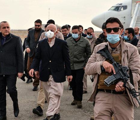 بایدن برای خروج از افغانستان، نخست باید مسأله غنی را حل کند
