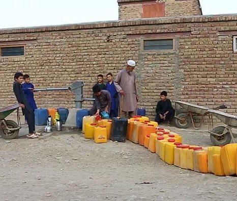 «بیآبی» کابل نتیجهی فاجعه مدیریتی است