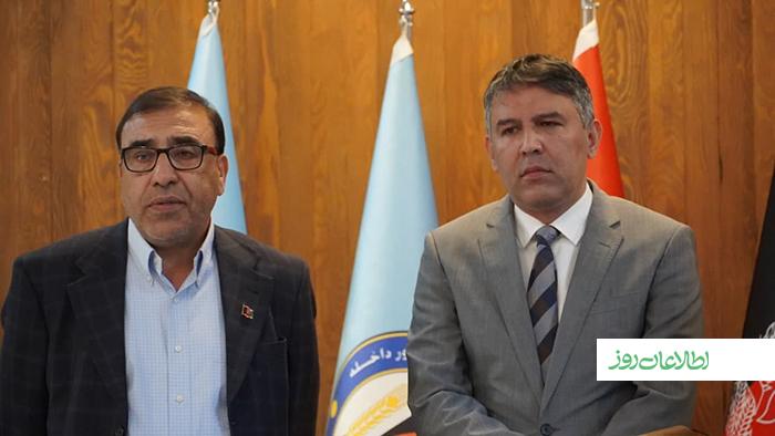 وزیر امور داخله و معاون وزارت دفاع ملی از آمادگی نیروهای دولتی برای جنگ با طالبان خبر میدهند.