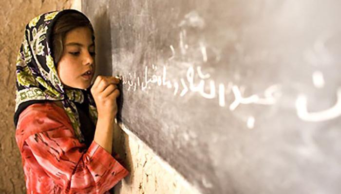 دشواری آموزش برای دختران «بام دنیا»