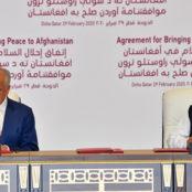 یکسالگی توافقنامه دوحه؛ کاغذپارهی ناکام یا سند صلح افغانستان؟
