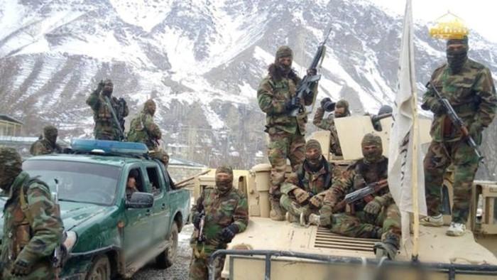 جنگجویان اویغور در بدخشان زیر چتر طالبان