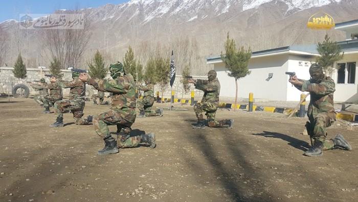 مقامهای محلی بدخشان تأیید میکنند که جنگجویان اویغور در دره «خستک» ولسوالی جرم پایگاه دارند و از این پایگاه عملیاتهای شان را راهاندازی میکنند. عکس: شبکههای اجتماعی