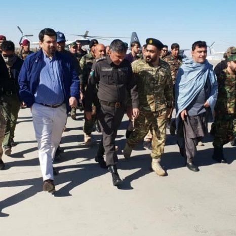 محاصرهی طالبان در ارغنداب قندهار