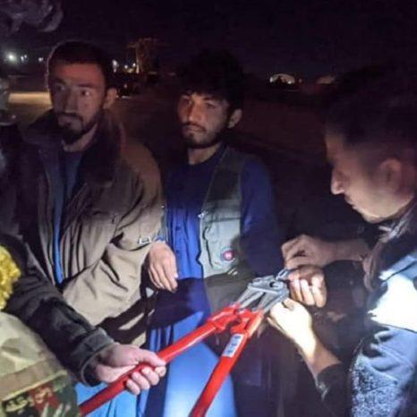 رهایی 42 نفر از زندان طالبان در بغلان