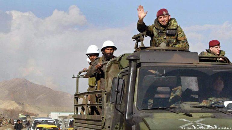 نیروهای آلمانی در افغانستان