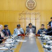جلسهی کمیسیون بودجهی مجلس با مسئولان وزارت مالیه