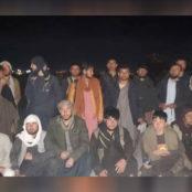 آزادشدگان از زندان طالبان در قندوز