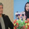 نسیمه نیازی و احمدشاه رمضان