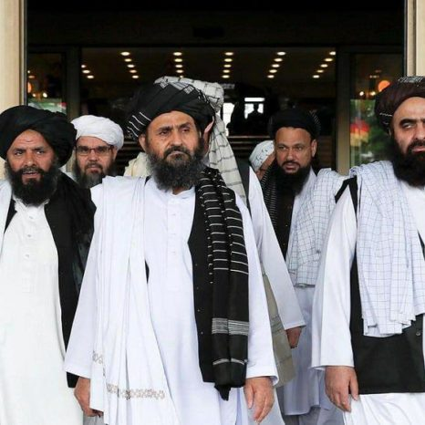هیأت طالبان