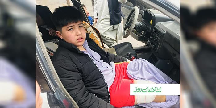 اسدالله حوالی ساعت 4:30 در هنگام رفتن به خانه، مرمی به پایش اصابت کرده است.