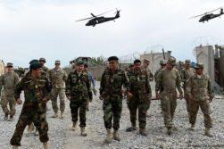 ترس طالبان از پایان مسئولانهی جنگ است