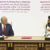 توافقنامه دوحه؛ تقلای طالب و تردید امریکا