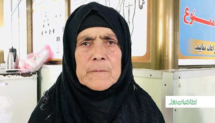 حوا گل، مادر زهرا از حکومت میخواهد که دامادش را به مجازات سنگین به کیفر برساند.