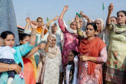 زنان هندی، پیشگام اعتراضات کشاورزان؛ «دیگر اجازه نمیدهم مرا بترسانند یا بخرند»