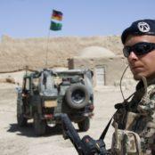 نظامیان آلمانی در افغانستان