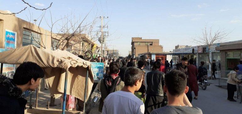 درگیری نیرورهای دولتی با افراد حبیبالله غوریانی