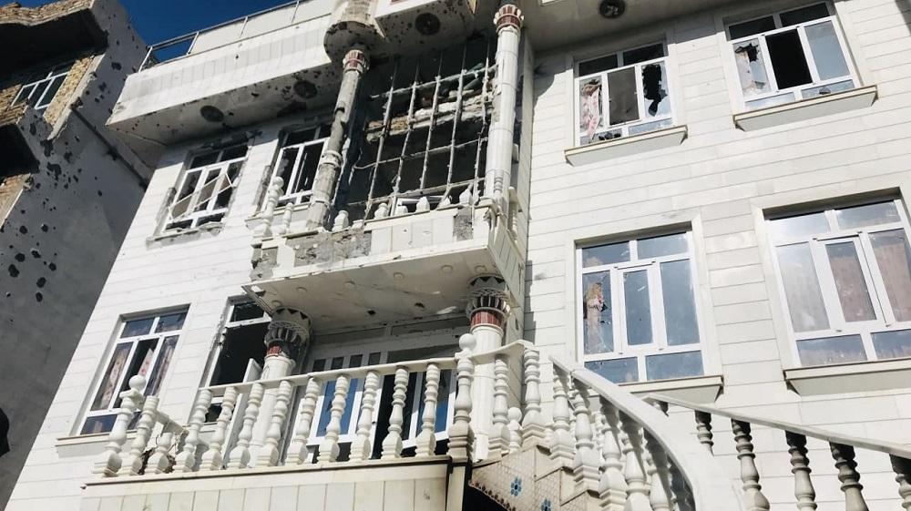 خانهی مسکونی حبیبالله غوریانی